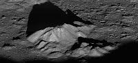 Tycho Crater's Peak