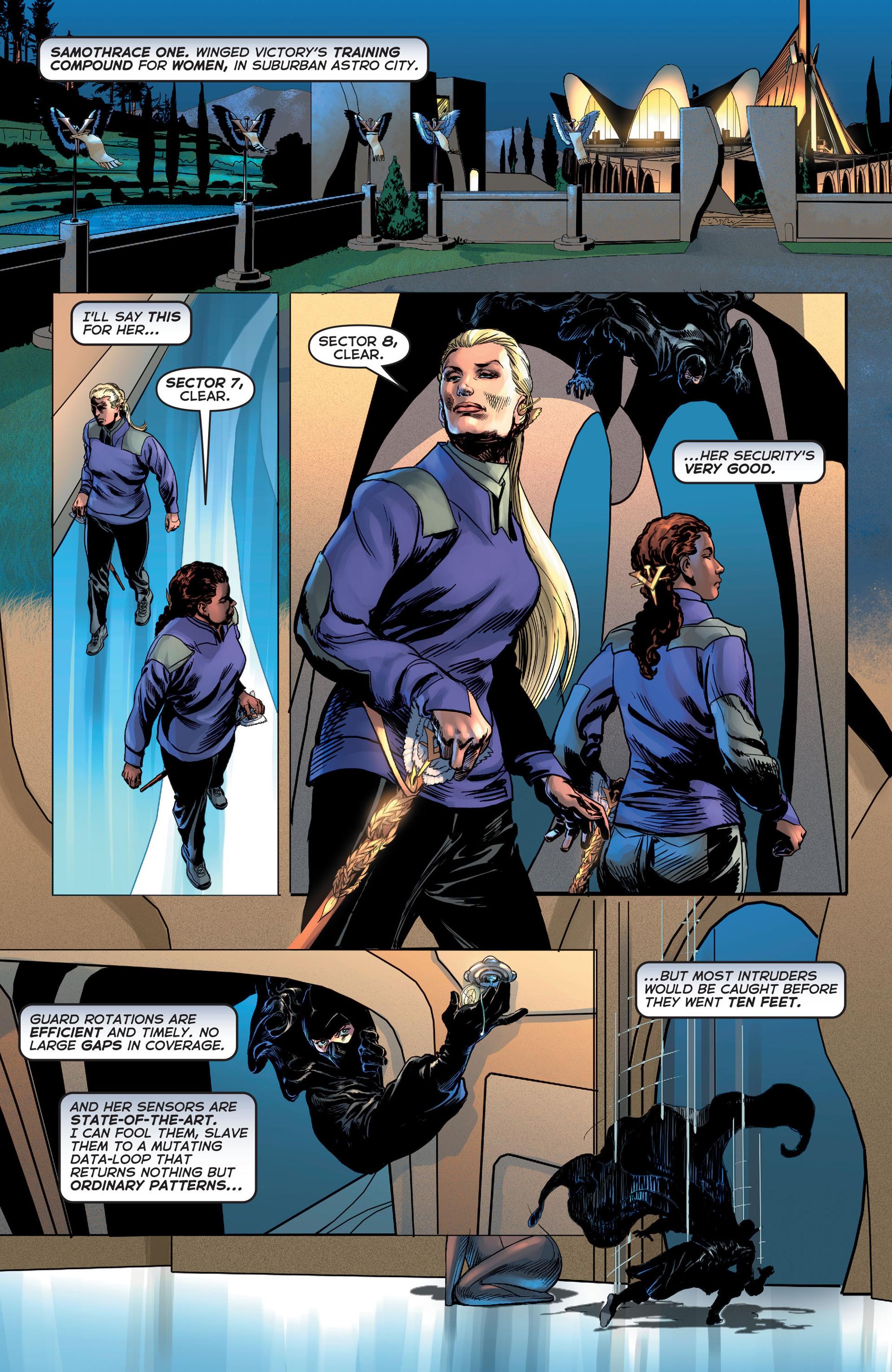 Read online Astro City comic -  Issue #8 - 2