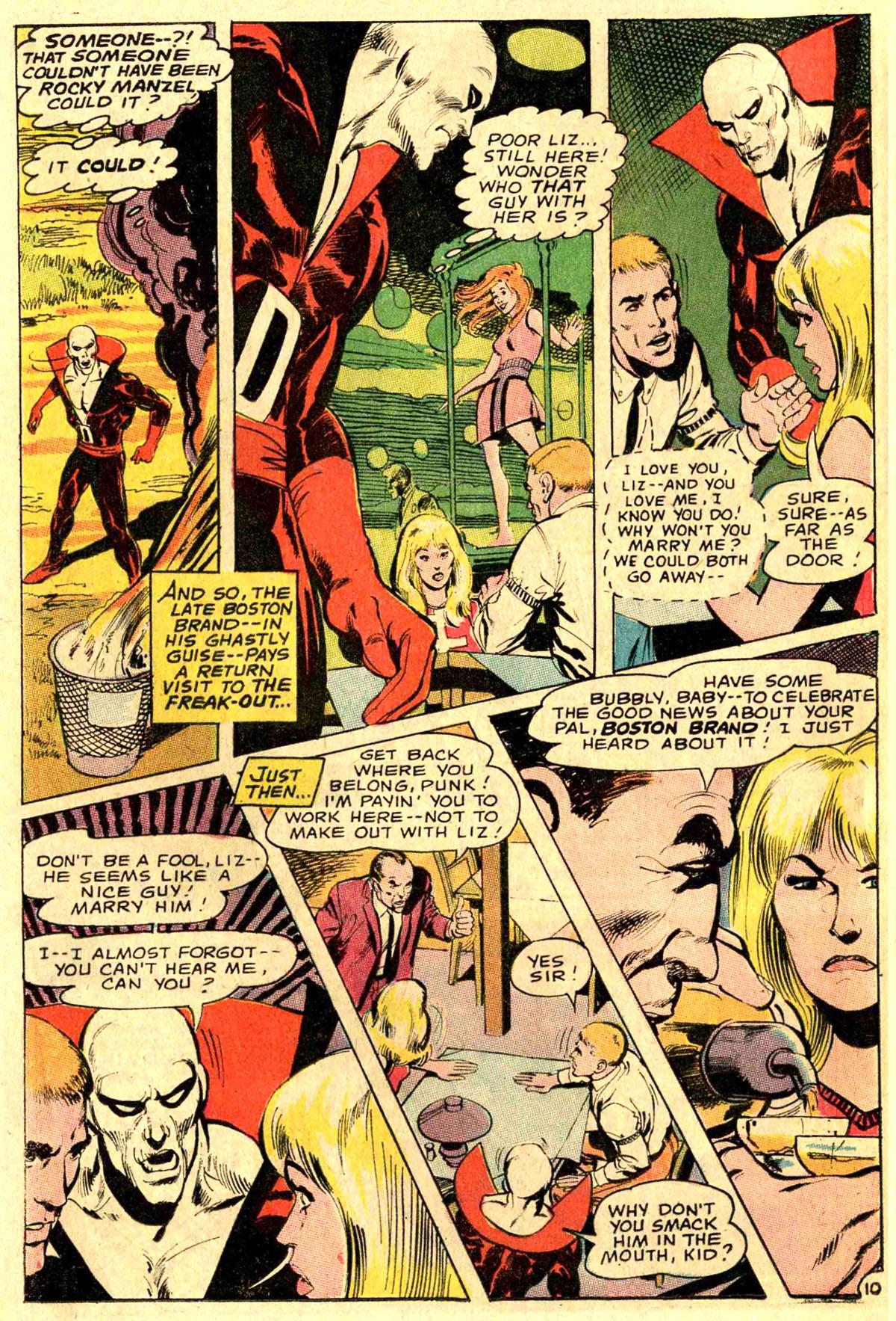 Strange Adventures (1950) issue 207 - Page 16