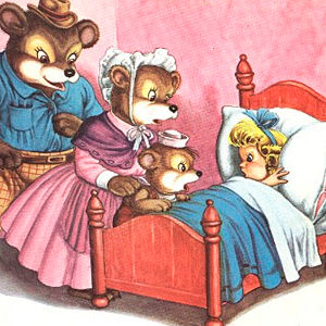 ricitos de oro los tres osos