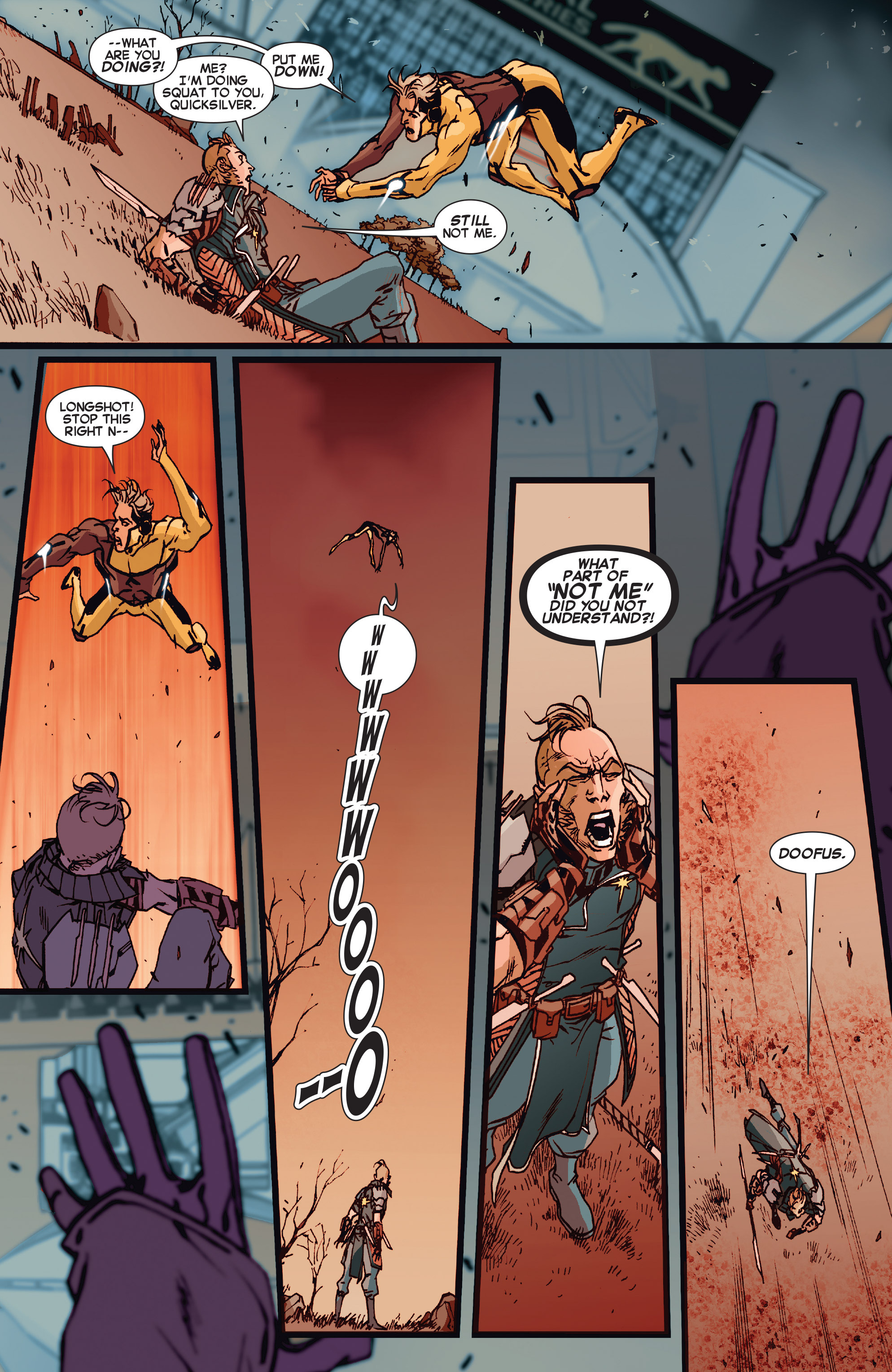 Read online All-New X-Factor comic -  Issue #17 - 9