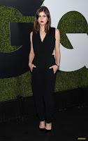 Alexandra Daddario - GQ Men Of The Year Party in LA 12/03/15