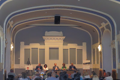 Inauguración de las Jornadas Filatélicas