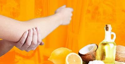 Cara Mudah Dan Praktis Cerahkan Siku Dengan Lemon