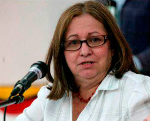 Desirée Santos descarta persecución a periodistas y medios en Venezuela
