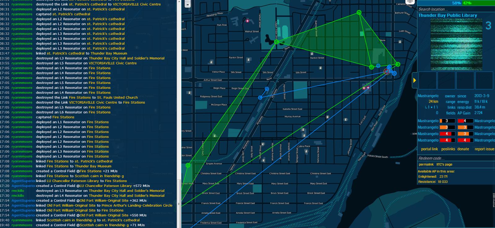 Ingress Intell Map on ingress real-time map, cheat ingress map, ingress lewis university map, ingress map of arizona, ingress romeoville map, ingress map minnesota,