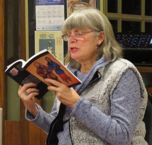 Linda Sandow book launch