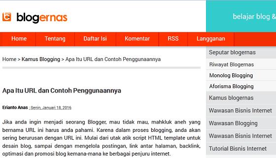 Apa Itu URL Feed RSS Blog dan Fungsinya