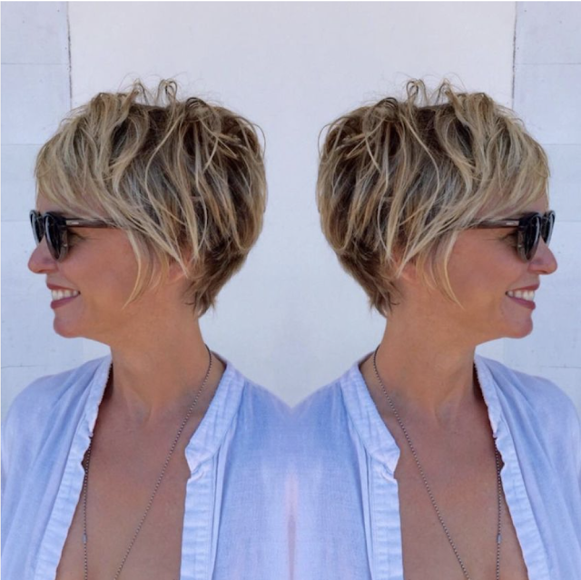 short hairstyles 2019 female over 50 fine hair