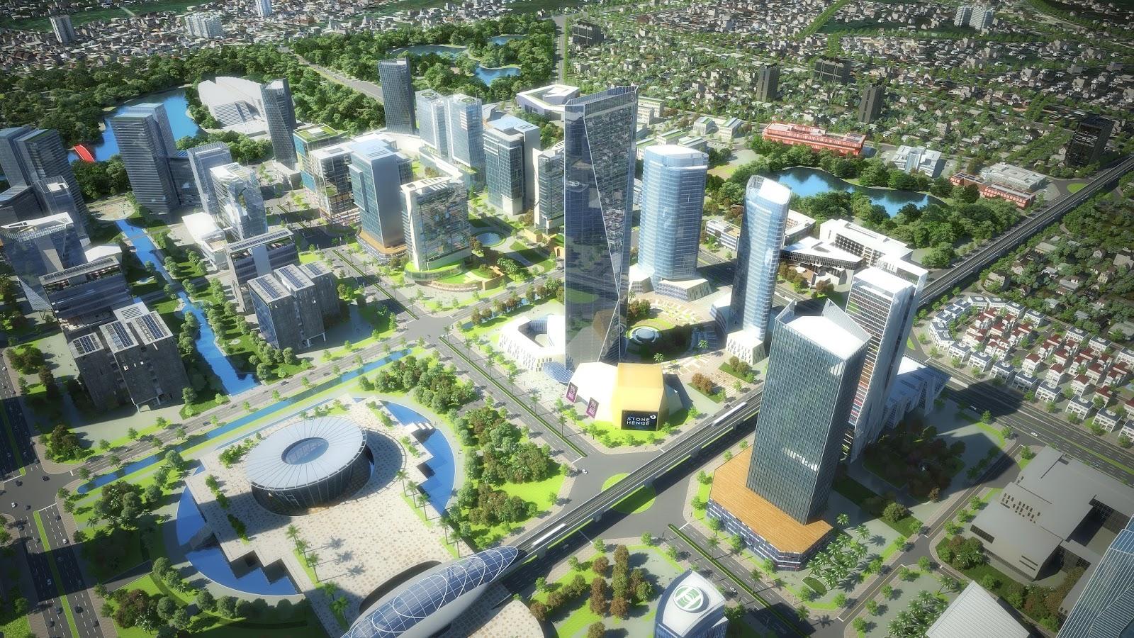 Mười năm phát triển các khu đô thị mới tại thủ đô Hà Nội (2000-2010)