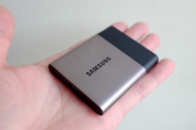 Samsung SSD T3: la unidad que almacena 2 TB en 50 gramos