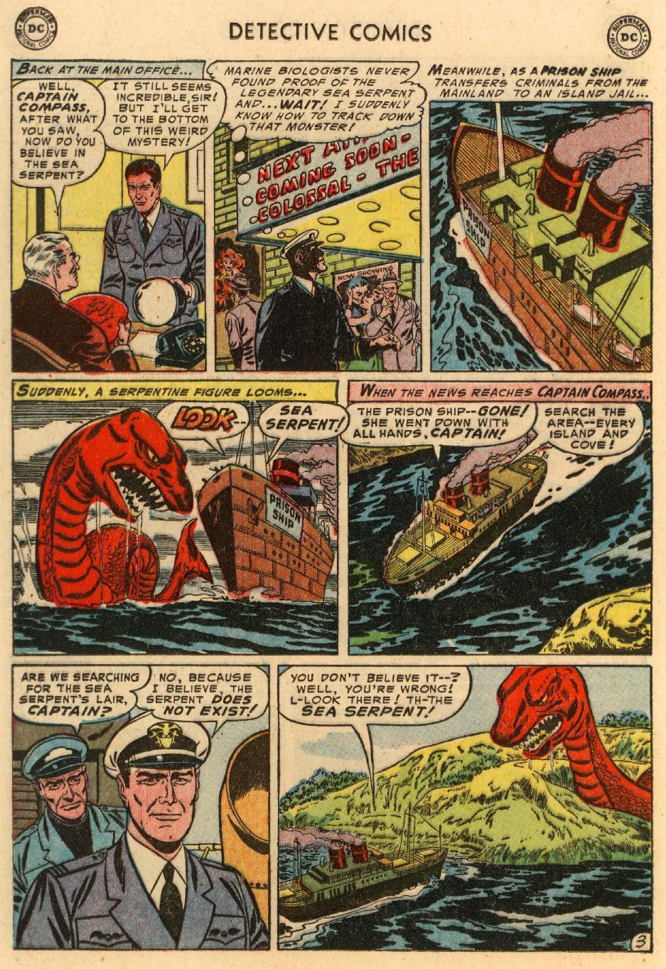 Read online Detective Comics (1937) comic -  Issue #207 - 22