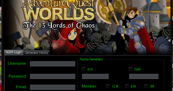 Image Result For Ac Coin Generator Aqw