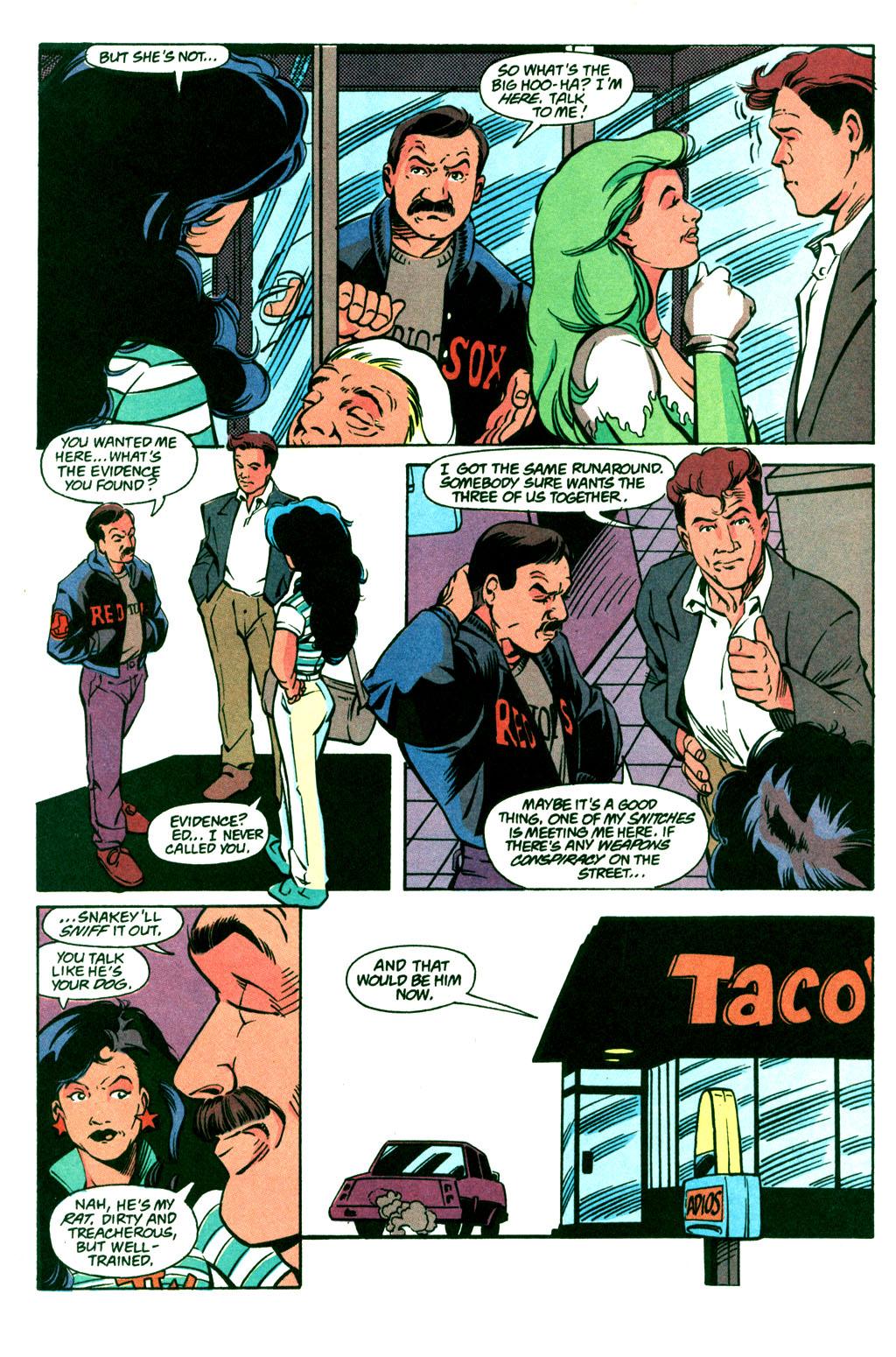 Read online Wonder Woman (1987) comic -  Issue #77 - 16