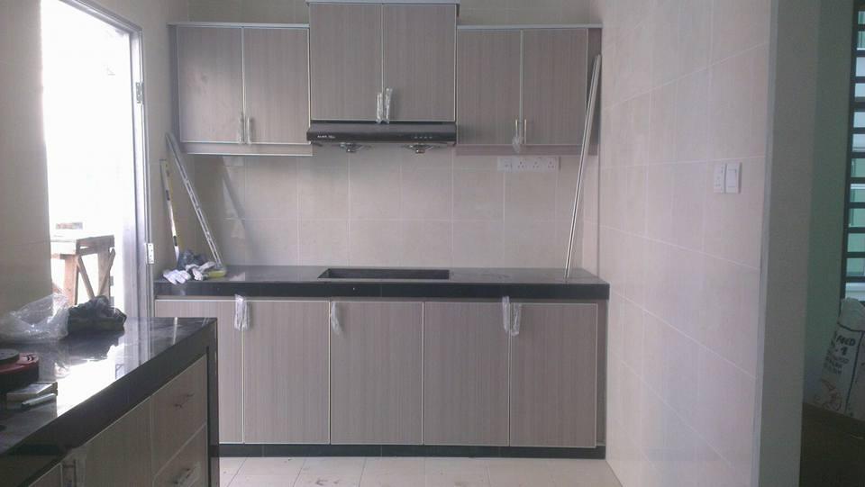 Kabinet Dapur Apartment Murah Desainrumahid