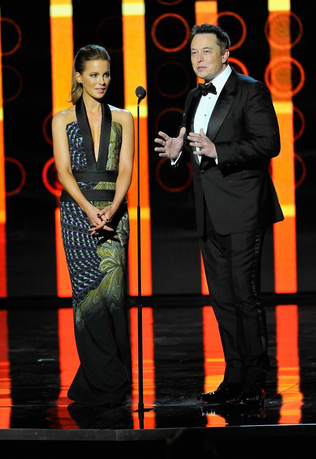 Kate Beckinsale at Breakthrough Prize Awards 2014 Ceremony in Mountain View