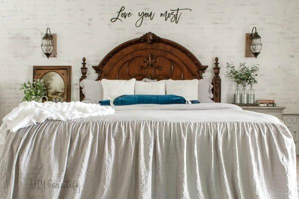 cozy and elegant bedroom
