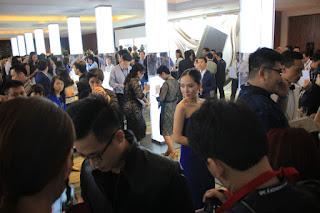 Salah Satu Acara Peluncuran Samsung Galaxy S6 dan S6 Edge (Dok.Pri)