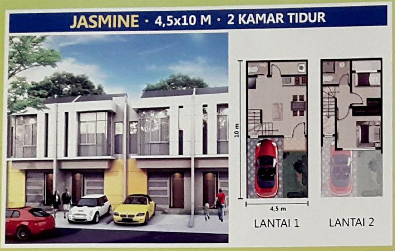 Tipe Jasmine @ PIK 2 Jakarta