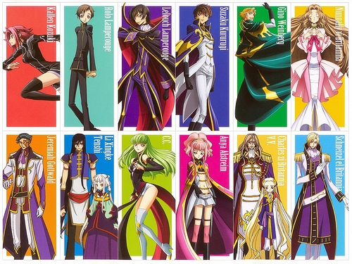 Anime Otaku Zone Indonesia  Code Geass   Hangyaku no Lelouch R2 Alternative Titles  Synonyms  Code Geass   Hangyaku no Lelouch Season 2  Code  Geass  Lelouch of the Rebellion 2nd Series  Code Geass   Lelouch of the