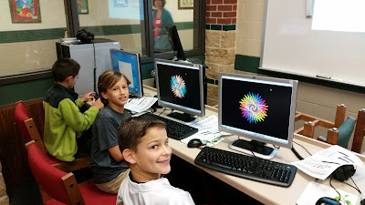 Python Software Foundation News: Meet the Coulson Tough Elementary Python Club