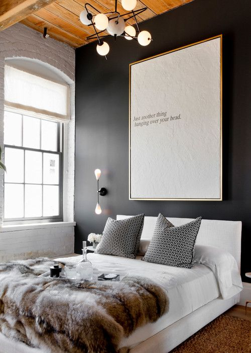 interior design tips for dark bedrooms decorating navy black walls