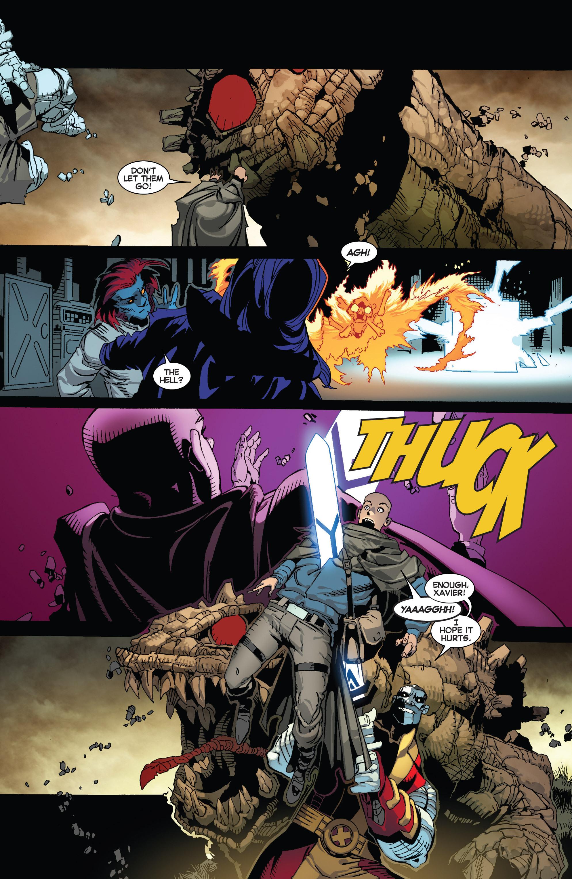 Read online Uncanny X-Men (2013) comic -  Issue #13 - 16