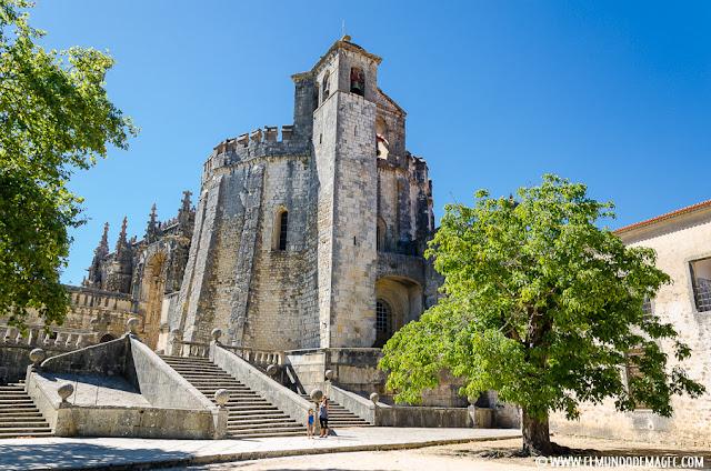 Castillos-de-Portugal, Convento del Cristo