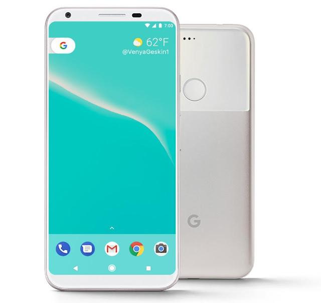 هاتف قوقل الجديد  Pixel XXl