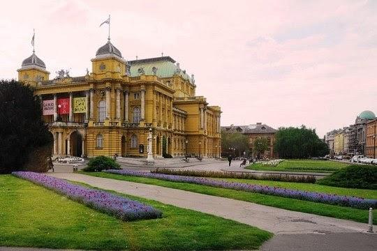 Zagreb, Kroasia