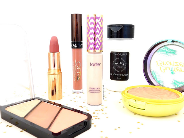 Hyped Makeup Products, Tarte Tape Shape Review, RCMA Powder Review, Ofra Liquid Lipstick Review,