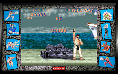 Street Fighter 30th Anniversary Collection - Street Fighter II The World Warrior - Car breaking bonus stage