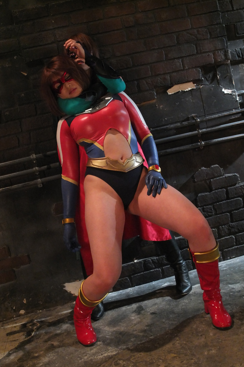 superheroine super lady