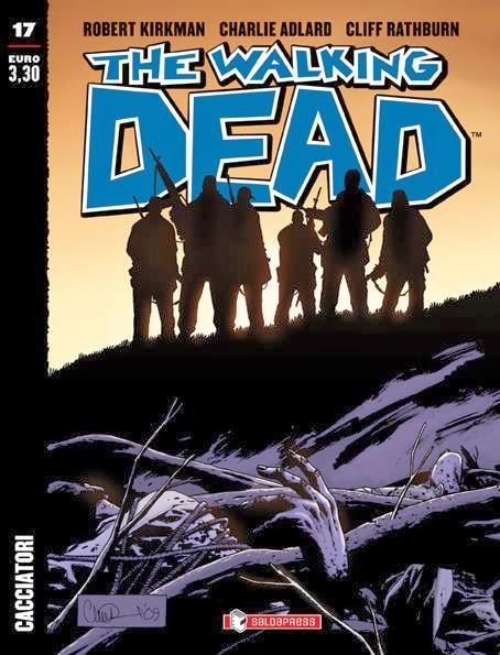 The Walking Dead #17: Cacciatori