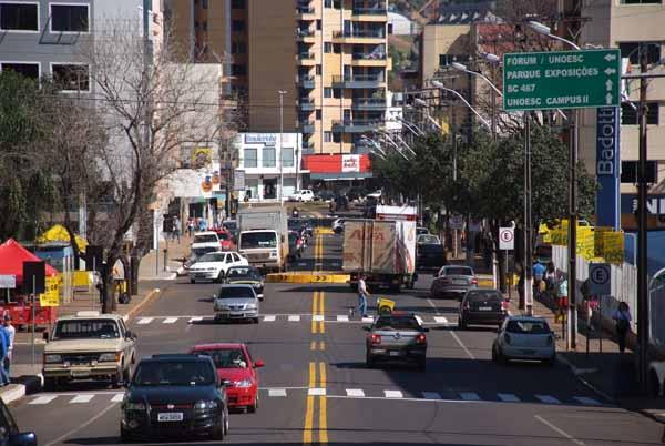 Xanxerê - Cidade de Santa Catarina
