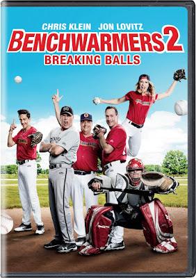 Benchwarmers 2 2019 DVD R1 NTSC Sub
