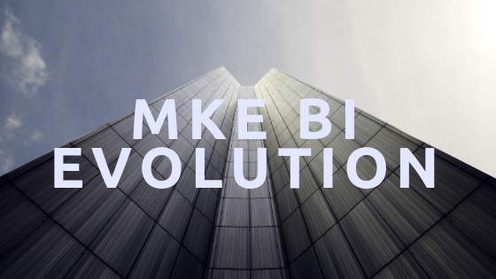 The Evolution of Business Intelligence Event