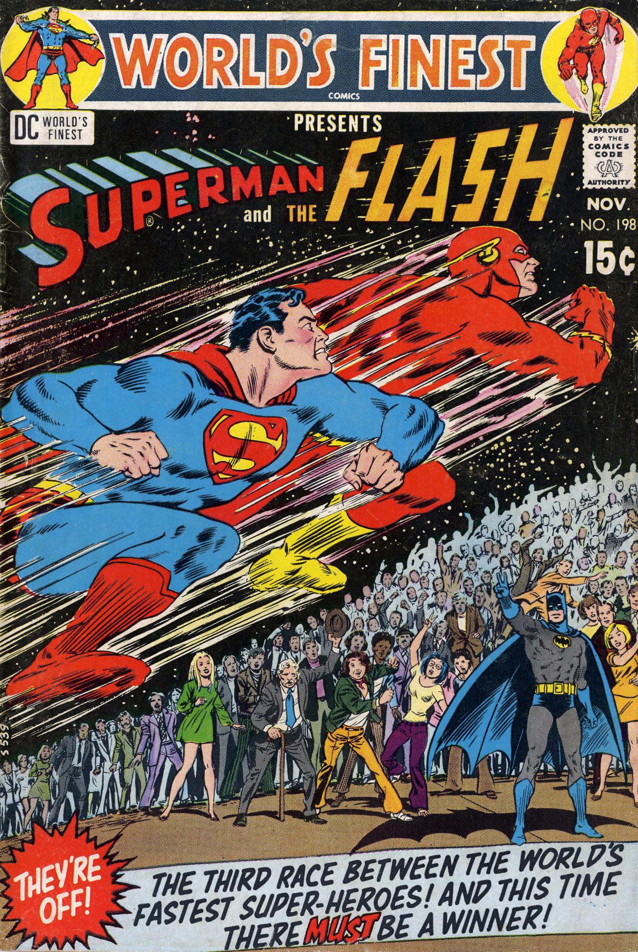 Read online World's Finest Comics comic -  Issue #198 - 1