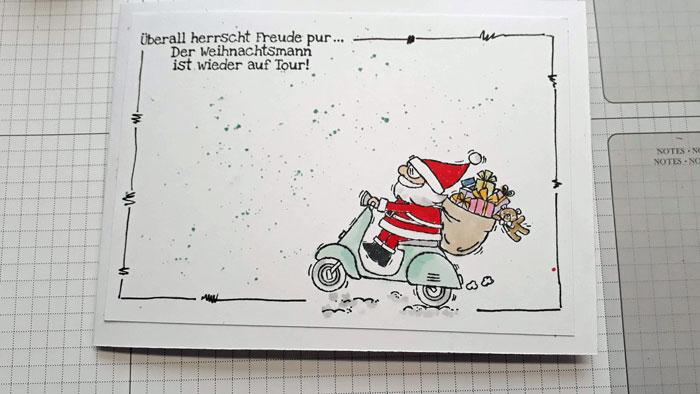 Einfache Weihnachtsgrüße.Cb Paper Unabhängige Stampin Up Demonstratorin Nr 129 Auf Die