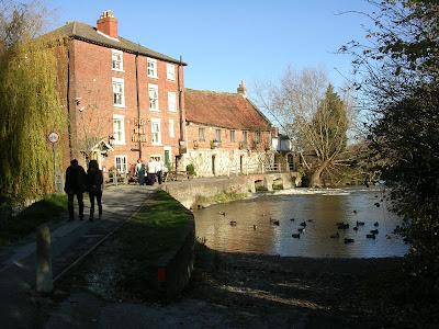 Salisbury, Regency, England, River Avon, street, house, history