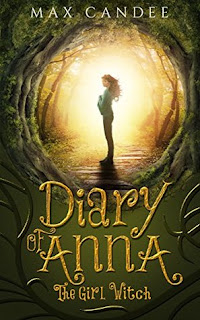 Diary of Anna the Girl Witch by Max Candee #BookReview