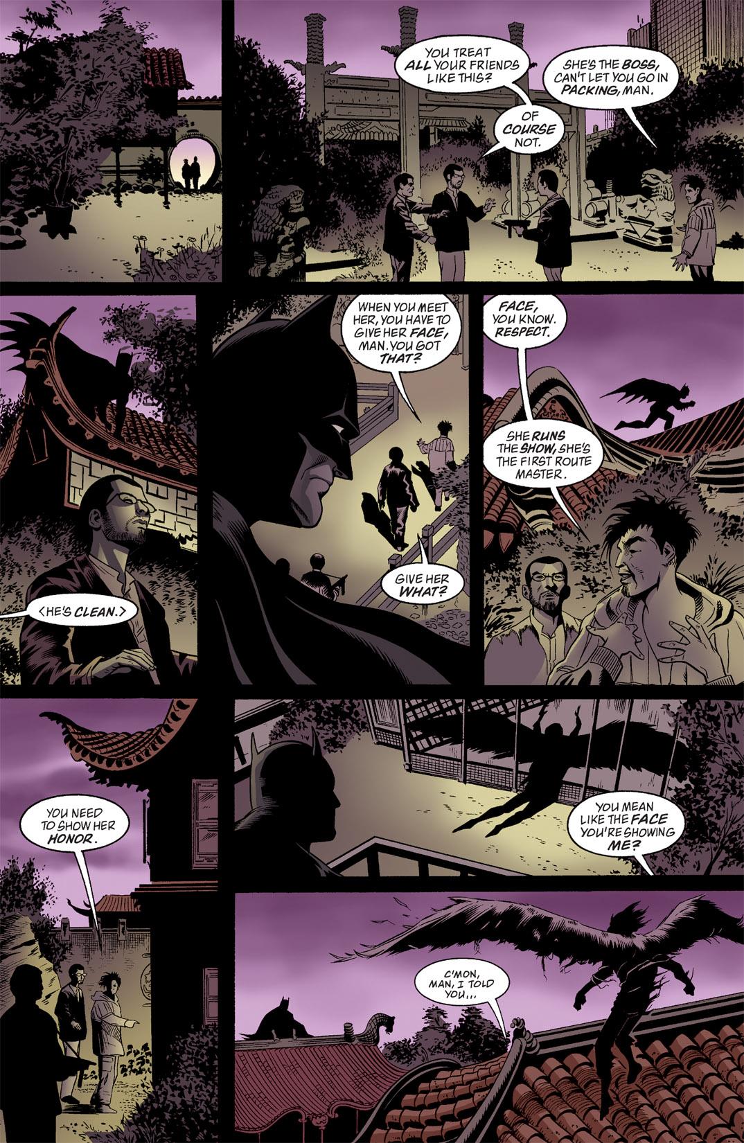Detective Comics (1937) 768 Page 20