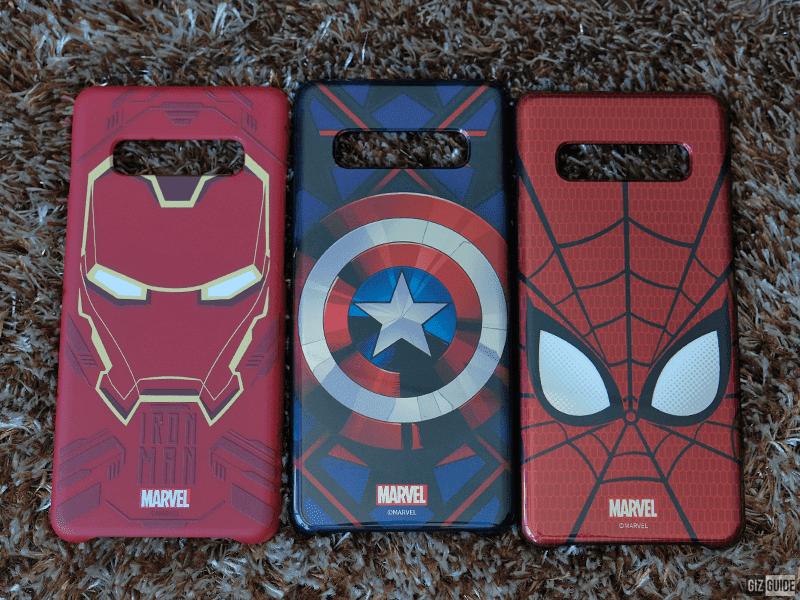 Marvel Smart Cover for S10 series and A50 arrives in PH, get