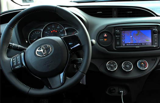2015 Toyota Yaris - Driven