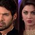 Abhi's illness drama getting Pragya's attention In Kumkum Bhagya