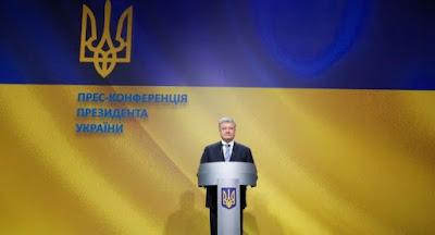 Порошенко провел пресс-конференцию о создании новой православной цервки