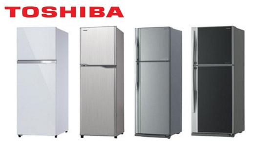 Daftar Harga Kulkas Toshiba 2 Pintu Terbaru Juli 2017