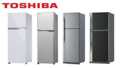 Harga Kulkas Toshiba 2 Pintu
