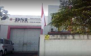 Lowongan Kerja Operator di Cikarang PT DSI Laser Internasional Indonesia
