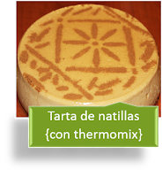 TARTA DE NATILLAS